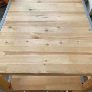 IKEA イケア  イーヴァル 木製棚 − 東京都