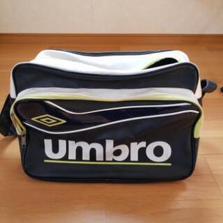 UMBRO エナメルバッグ Lサイズ