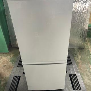 k0207-7 シャープ SHARP 2ドア冷蔵庫 SJ-D14...