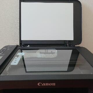 Canonカラープリンタ - 家電