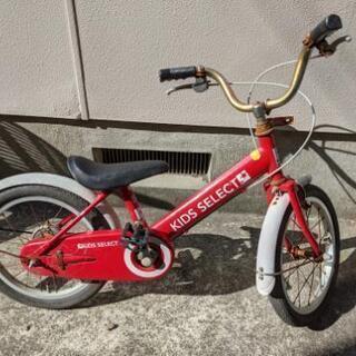 自転車 16インチ 子供