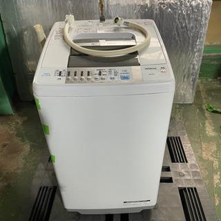 k0207-9 日立 HITACHI 洗濯機 NW-Z78  2...
