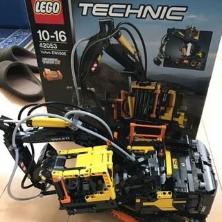 値下げ LEGO TECHNIC Volvo EW160E…