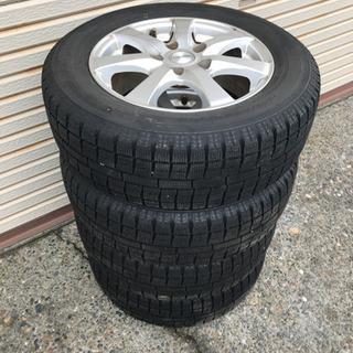 【値下げ】TOYO スタッドレス GARIT G5  195-65-15 車庫内保管品の画像