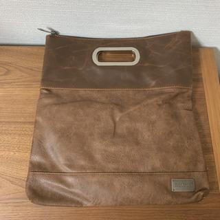 クラッチバッグ DHG70039 ブラウン