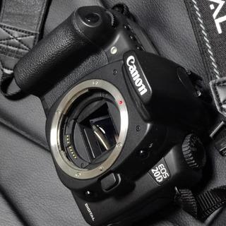 Canon EOS20D