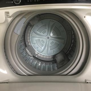 取引中 2/15まで洗濯機、冷蔵庫 三菱 Aqua − 広島県