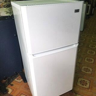 【ネット決済】Haier ハイアール 106L 2ドア冷凍冷蔵庫...