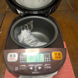 ZOJIRUSHI NL-BA05型★象印★炊飯器★美品★
