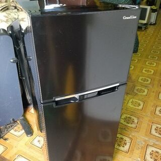 【ネット決済】Grand-Line 118L 2ドア 冷凍冷蔵庫...