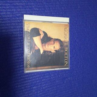 【アルバム】マイケル・ボルトン Time, Love & Ten...