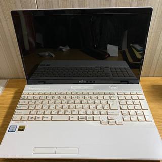 【ネット決済】24日まで❗️富士通 15.6型ノートパソコン F...