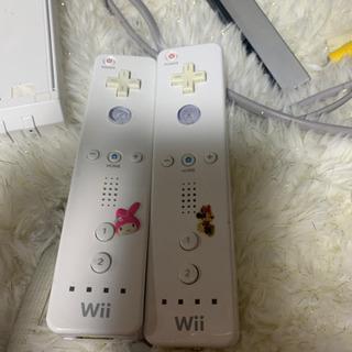【 受け取り予定の方あり⠀】中古 Wii(WiiFitもあり)