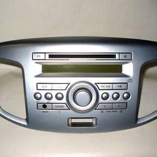 ★ワゴンR 純正カーオーディオ CD FM/AM AUX 極美品...