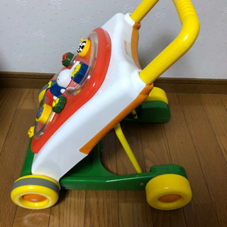 ミッフィー 手押し車 玩具