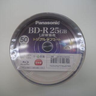 パナソニック BD-R 25GB 50PACK
