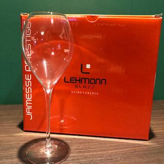 【ネット決済】【値下げしました!】レーマンワイングラス 6脚セット