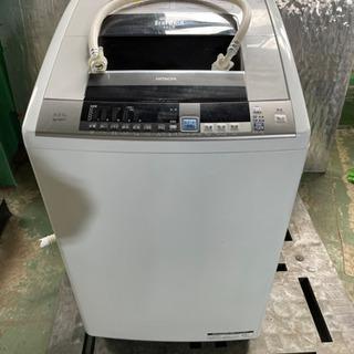 k0208-2 HITACHI 日立 洗濯機 BW-D8T…