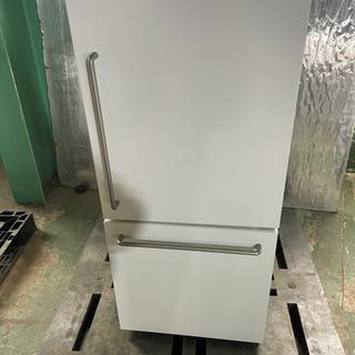 k0208-8 無印良品 冷蔵庫 MJ-R16A-1 157L ...