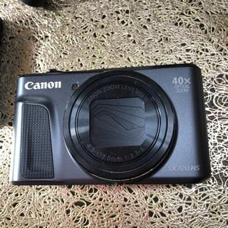 Canon コンパクトデジタルカメラ PowerShot SX7...