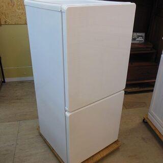 U-ING 2ドア 冷凍冷蔵庫 UR-F110H 2017年製 中古品