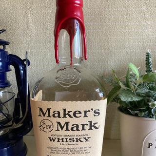 値下げ✨【Maker's mark】700mlメーカーズ …