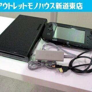 WiiU 32GB 2012年 初期化済み 電源コードなし 任天...