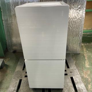 k0208-10 ユーイング 2ドア冷蔵庫 UR-F110H 1...