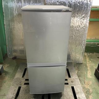 k0208-11 SHARP シャープ 2ドア冷蔵庫 SJ-D1...