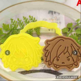 交換可☆鬼滅の刃♡クッキー型 粘土遊び