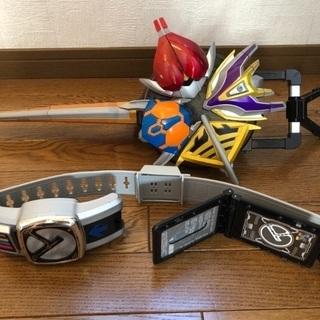 仮面ライダー電王  ベルトのセット➕電仮面ソード