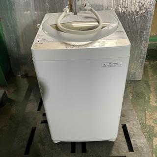 k0208-14 TOSHIBA 東芝 洗濯機 AW-5G3 2...