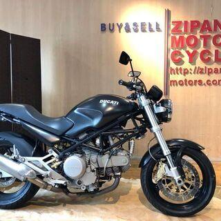 □Ducati ドゥカティ モンスター750 750cc 173...