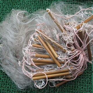 漁具 投網  漁師が使っていたプロの物 新品未使用品