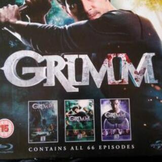 GRIMM グリム 輸入盤