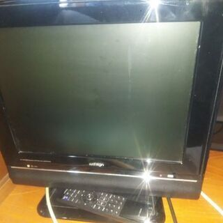 バイ・デザイン15型液晶テレビ