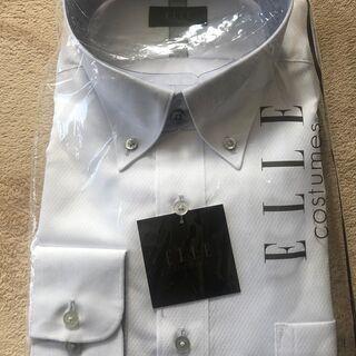 ELLE  長袖Yシャツ