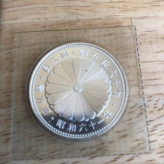 日本国 御在位60年 記念硬貨