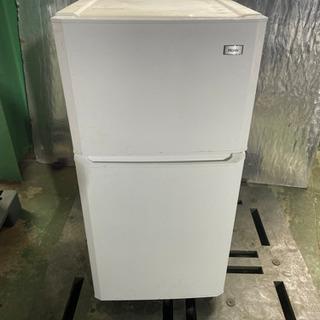 k0208-17 ハイアール Haier  2ドア冷蔵庫 …