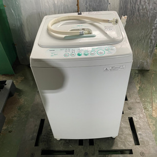 k0208-18 TOSHIBA 東芝 洗濯機 AW-305 5...