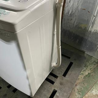 k0208-18 TOSHIBA 東芝 洗濯機 AW-305 5kg 2011年 - 家電