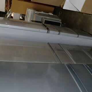 引取り歓迎◆シャープ2018年冷蔵庫 SJ-W412U-S 5ド...