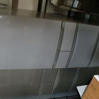 引取り歓迎◆パナソニック 5ドア冷凍冷蔵庫 436L 自動製氷付...