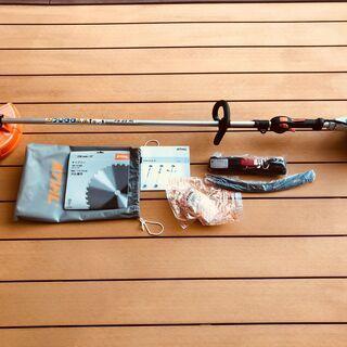 ★STIHL 軽量 刈払機 FS23RC ループハンドル 付属品...