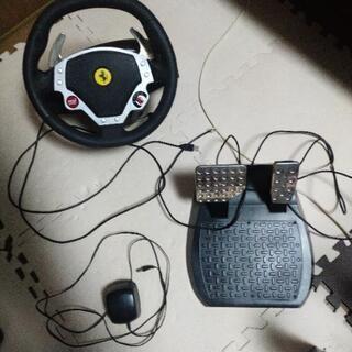 【ネット決済】ハンコン スラストマスター f430