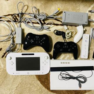 Wii U+コントローラー