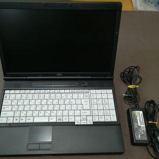 富士通ノートLIFEBOOK A572/F(CPU⇒Core i...