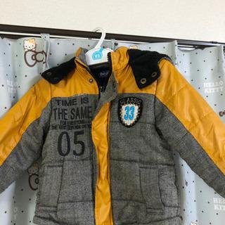 95サイズ  キッズコート 防寒服 の画像