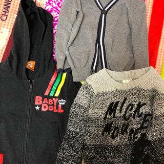 子供服 Tーシャツ、セーター、コート の画像