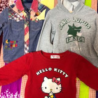 子供服 Tーシャツ、セーター、コート  - 印西市